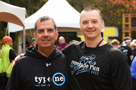 Type One's Paul Foti (left) and Tyson Sunnerberg