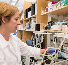 In Dr. Ott's lab, he and his colleagues are working on the remaining hurdles before regenerated organs can actually be transplanted in a person.