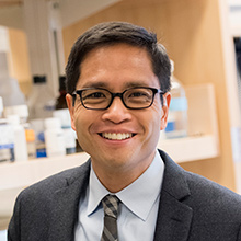 Andrew Chan, MD, MPH, MGH Research Scholar