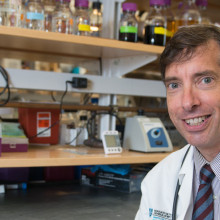Steven Greenberg, MD, PhD, is internationally recognized for his research on cerebral amyloid angiopathy.