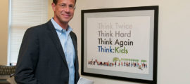 J. Stuart Ablon, PhD, director of Think:Kids