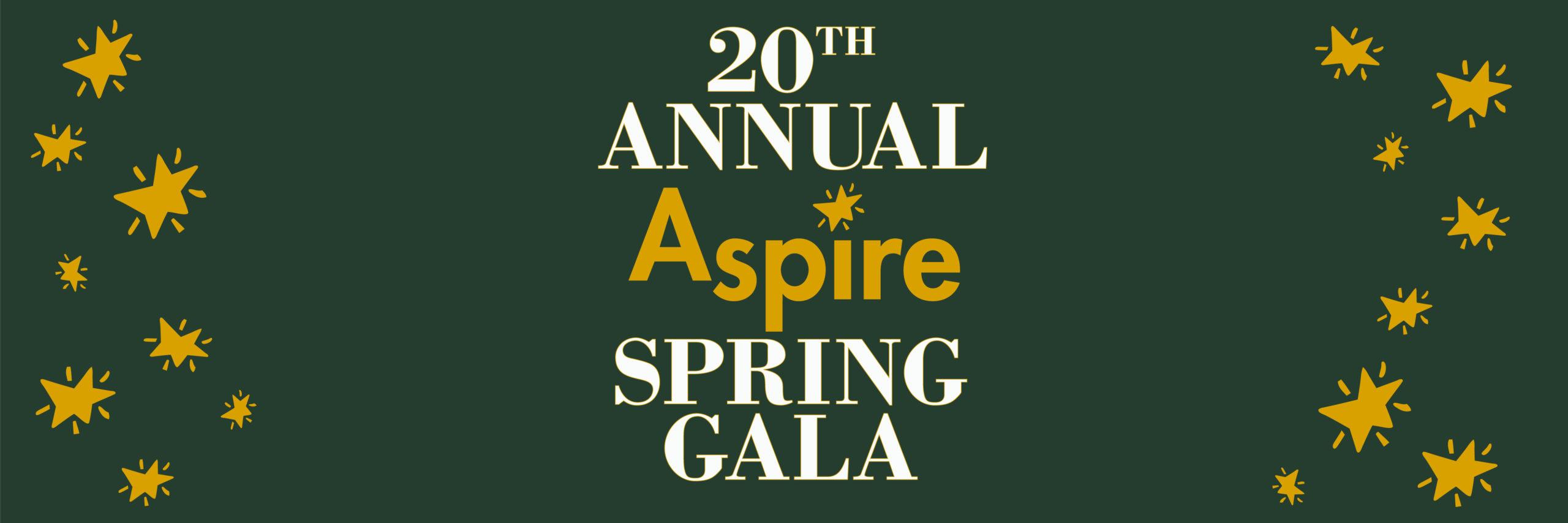 2020 Aspire Spring Gala