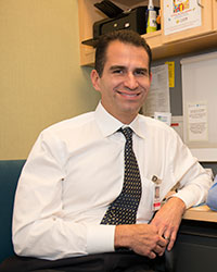 Oscar Benavidex, MD, MPP, is chief of Pediatric Oncology and director of the Pediatric Heart Surgical and Catheterization Program at MGHfC.