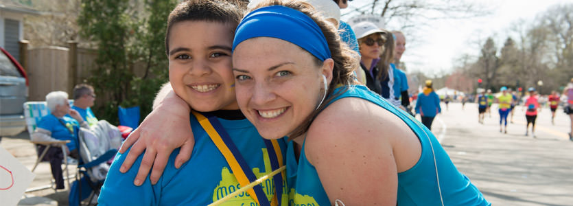 Boston Marathon 2015 | MGH Charity