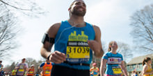 Boston Marathon 2015 Runner | MGH