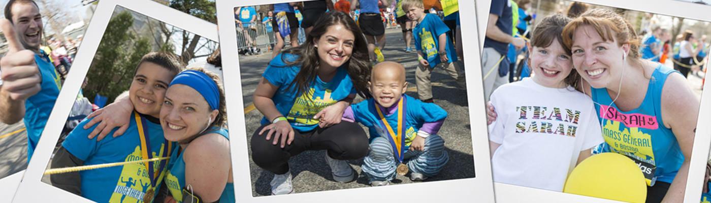 Boston Marathon 2015 | Runner and Patient-slider