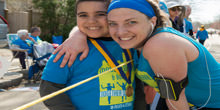Mass General Boston Marathon Runner andPatient