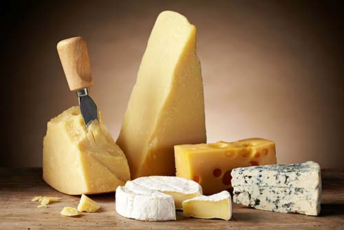 Recent research indicates fermented full-fat dairy products, like cheese, may have little effect on your cardiovascular health.