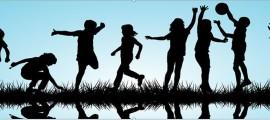 Childrens Exercise Banner