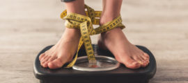 A weight-centered diet relies on specific food-related rules to influence what, when and how much we eat.