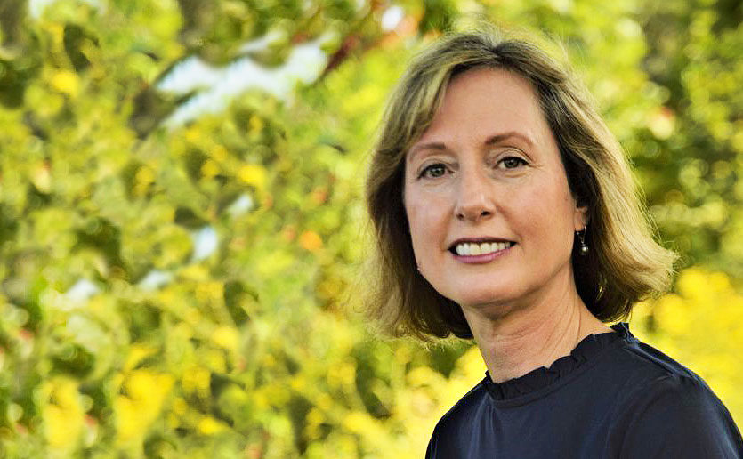 Donna Desautels gives back to Mass General in creative and personal ways.