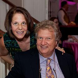 Ellen and Ken Slater