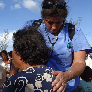 Emergency Response Marathon Team Supports Programs Benefiting Victims Worldwide