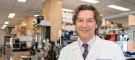 Alessio Fasano, MD, founder of the Center for Celiac Research and Treatment