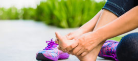 Doing specific exercises to improve your foot strength will help you avoid injury.