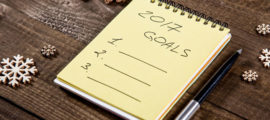 Making specific New Year's resolutions will help you reach your fitness goals.