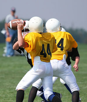 Football-Concussion