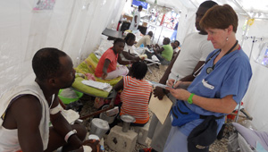 Global Health: Cholera in Haiti