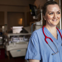 Jennifer Duran, RN, hopes her experience as a Mass General Global Nursing fellow in Uganda is the start of a long collaboration.