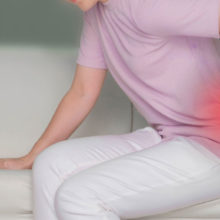 Poor glute function can be the result of low back pain, or the cause of it. Strengthening exercises can help.