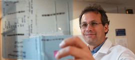 Nir Hacohen, PhD, director of the Center for Cancer Immunology at the Mass General Cancer Center
