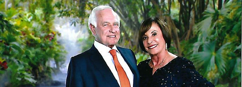 James and Carol Herscot