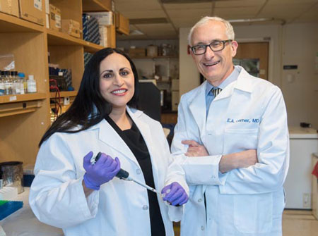 Mass General dermatologists Sarina Elmariah, MD, PhD, and Ethan Lerner, MD, PhD, are seeking more effective treatments for itching.