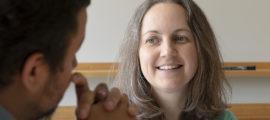 Patient navigatory Karen Turner,