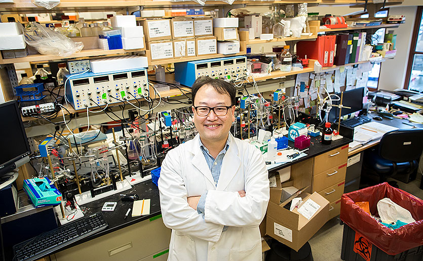 Alzheimer's disease researcher Doo Yeon Kim, PhD