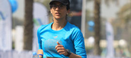 Having already run six marathons, Marjan Faraidooni will raise funds for the Lurie Center for Autism by running the 2019 Boston Marathon.