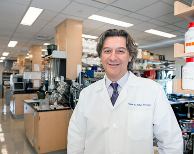 Alessio Fasano, MD, seeks to understand the microbiome's role in celiac disease, an autoimmune disorder.