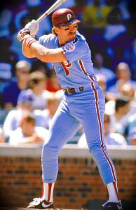 Baseball Hall of Famer Mike Schmidt