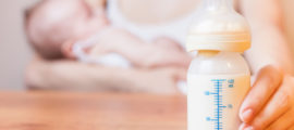 Many babies who are born prematurely have not yet developed the neurological controls needed for bottle feeding.