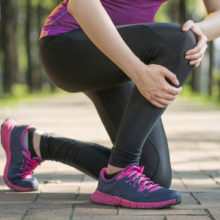 """Often called the """"wear and tear"""" disease, osteoarthritis happens when the connective tissue between joints, called cartilage, breaks down."""