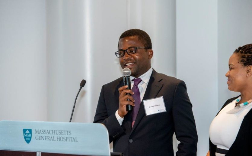 In spring of 2019, Paul Chilwesa, MD, an oncologist from Zambia, took part in innovative training program offered by the Massachusetts General Hospital Cancer Center.
