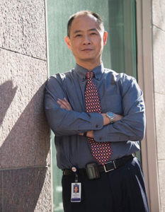 Dr. Huang studies the links between diabetes and heart disease.