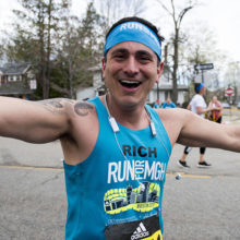 Mass General runners raised more than $1.5 million for Pediatric Cancer, Emergency Response and other MGH programs.