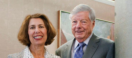 Phyllis and Jerome Lyle Rappaport