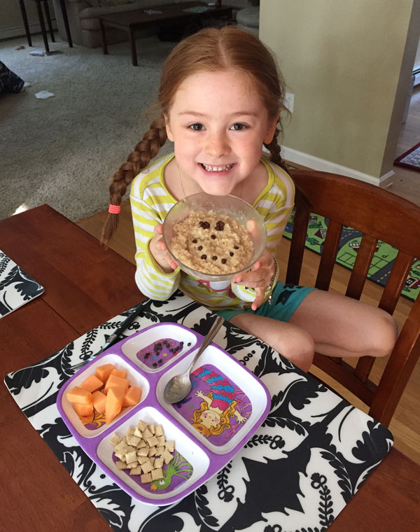 Doctors say Reese has bloomed into an articulate child who feels empowered to manage her own food allergies.