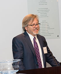 Brad Dickerson, MD, director of the Frontotemporal Disorders Unit and the Neuroimaging Unit in the Department of Neurology/primary progressive aphasia