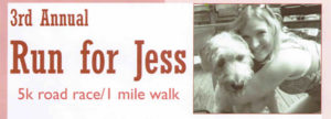 3rd Annual Run for Jess @ East Bridgewater Commercial Club | East Bridgewater | Massachusetts | United States