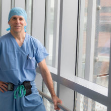 Orthopedic surgeon Scott Martin, MD is investigating stem cells as a way to preserve joints like the hip.