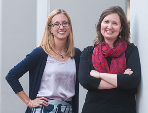 At the MGH Health Decision Sciences Center, Director Karen Sepucha, PhD (left), and physician Leigh Simmons, MD, have helped lead shared decision making efforts at Mass General.