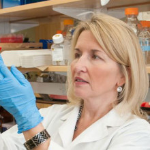 Susan A. Slaugenhaupt, PhD, has devoted her life's work to understanding familial dysautonomia (FD), a rare disease that makes it difficult to feel pain, swallow and produce tears.
