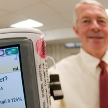 Dr. Nat Sims' Smart Pump is the quintessential example of user-driven innovation, an important trend in the development and refinement of technological devices at the site of implementation.
