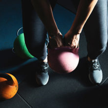 Resistance training strengthens muscles and makes doing daily tasks easier.