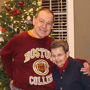 Howard and Donna Sternlieb