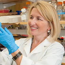 Susan Slaugenhaupt, PhD, scientific director of the Research Institute