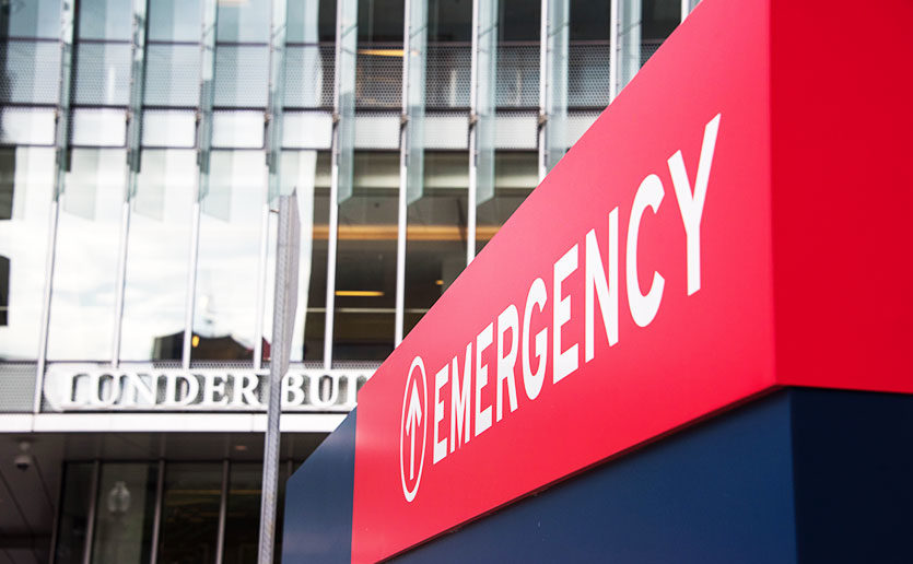 Pam and Alan Trefler donated $500,000 to support the Mass General Emergency Department.