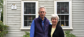Rik and Elise Tuve made a bequest to Mass General in thanks for the compassionate care they have received there.